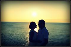 Love in Bozcaada again 2 (noyan7) Tags: sunset sea love turkey trkiye turkiye turquie trkei deniz turquia bozcaada gnbatm turchia glge noyan noyan7 noyan7photography
