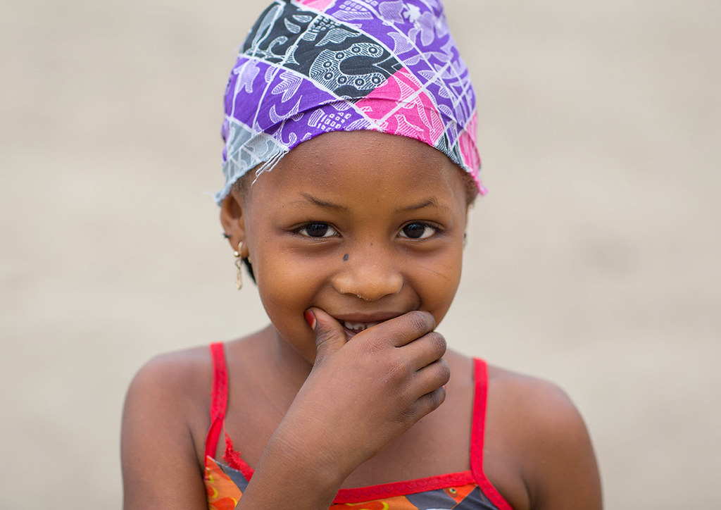 West african girls — pic 1