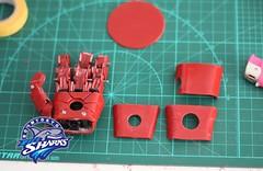 Hulkbuster custom by RICK WIP _03 (capcomkai) Tags: rick ironman ultron hulkbuster   avengersage