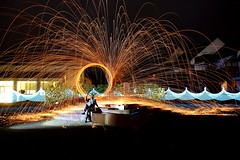 Ingo Thrun (pictHA-fotografie) Tags: lightpainting workshop sgstern