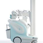 回診用X線撮影装置の写真