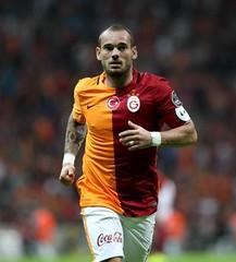 Wesley Sneijder (53) (l3o_) Tags: wesley sneijder galatasaray 10 numara kırmızı football futbol spor sport netherlands ajax real madrid inter galasozlukorg