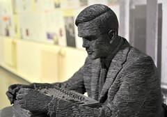 DSC_4732 (Thomas Cogley) Tags: world park two statue museum code war thomas secret lan slate breaker turing bletchley codebreaking cogley thomascogley
