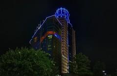 The Westin Houston, Memorial City (elnina999) Tags: night lights texas nightscape illumination houston leisure nightlife citycentre memorialcity nikond5100