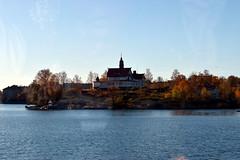 Islands.. (Sanja Byelkin) Tags: church finland seaocean oleksandrbyelkin visittohelsinkitallinn2015