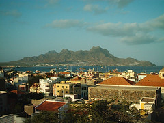 Mindelo Bay, Cape Verde