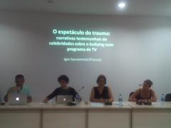 """""""Testemunhas, Media, Identidades – Témoins, Médias, Identités"""" - PIMI 27 octobre 2015, Université fédérale de Bahia"""