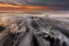 Hex of Titan (ctlim76) Tags: travel ice landscapes iceland seascapes glaciers blackbeach landscapephotography icebeach coastalphotography icelandlandscapes traveliceland icelandphototours christianlimlandscapes icelandseascapes guidetoiceland christianlimphotography