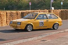 Lada Samara, Baujahr 1985 (planetvielfalt) Tags: deutschland oldtimer classiccup sachsenanhalt köthen admv historischermotorsport automobilrennsportstrassenrennen