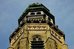 Lange Jan (Arthur Koek) Tags: tower architecture zeeland middelburg walcheren the netherlands langejan