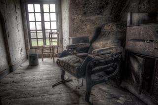 Chateau Du Cavalier - The Seat.. [Explored]