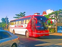 DLTB Co. Bus (Irvine Kinea) Tags: road santa red greyhound bus buses lines tarmac way drive highway asia ride deluxe philippines wheels company route cruz national transportation transit land trips service express passenger laguna excursions hyundai tours aircon pasay taft premium cubao province pansol provincial skyway makiling edsa calamba 5103 turbina kinglong buendia lto ltfrb dltb