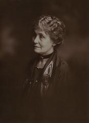 Emmeline Pankhurst, 1920.
