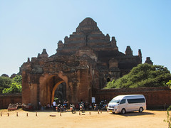 "Bagan: le temple Dhammayangyi Patho <a style=""margin-left:10px; font-size:0.8em;"" href=""http://www.flickr.com/photos/127723101@N04/22813332704/"" target=""_blank"">@flickr</a>"