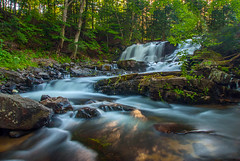 Skelton Falls (Kirk White) Tags: skeleton lake falls muskoka fish hatchery neil bethune kirk white nikon