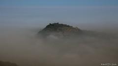 La nebbia agli irti colli... - Civitella del Tronto (do santos) Tags: fog del nebbia fortezza tronto civitella