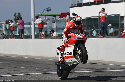 World Ducati Week 2014