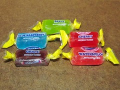 Jolly Rancher Hard Candies (Pest15) Tags: apple cherry watermelon treat grape flavors jollyrancher hardcandy blueraspberry nationalhardcandyday