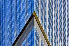Pattern of a Glass Front (W_von_S) Tags: city blue usa abstract window glass architecture america us pattern unitedstates lasvegas outdoor fenster sony architektur mandarin blau amerika citycenter muster glas fassade citta abstrakt citt glasfassade lasvegasstrip glassfront textur a700 wvons