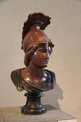 "Bust of Minerva, also known as the ""Mazarin Alexander"" (2nd Century AD or early 17th Century)"
