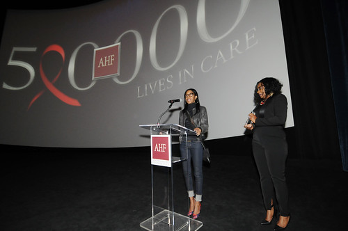 500,000 Clients in Care Los Angeles