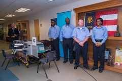 2016.09.21MobileUnitFtBragg_ (227 of 264) (NCDOTcommunications) Tags: cdl dmv divisionofmotorvehicles driverlicenseexaminer license licenseandtheft plates care graduation tag tax vehicle ftbragg secretarytennyson commissionerthomas mobile unit