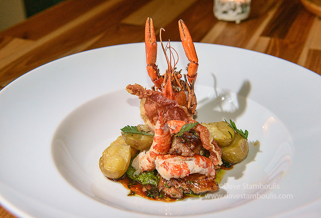 The world 39 s best photos of food and langoustine flickr for Aura world fusion cuisine