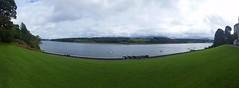 Plas Newydd Panorama (Mick PK) Tags: plasnewydd anglesey northwales ynysmon uk nationaltrust panorama samsunggalaxys5 samsung galaxy s5 hdr cameraphone snowdonia menaistrait sea water