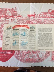 Carnation Ice Cream Parlor Menu (Retrolandia) Tags: disneyland 1960s
