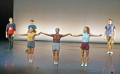 Le L.A. Dance Project en tourne (thtre de Rungis) (dalbera) Tags: dalbera danse ladanceproject dansecontemporaine rungis france danseurs