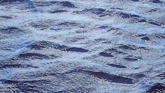 Water (soniaadammurray - OFF) Tags: digitalphotography water sea mondayblues ripples blue exterior
