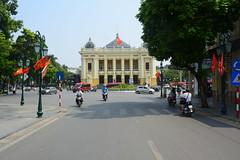 Hanoi Opera House by Day (Neil Noland) Tags: vietnam hanoi oldquarter