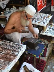 "Mostar, an old shop in ""Kujundiluk, the Ottoman bazaar street (Valerio_D) Tags: mostar kujundiluk arija bosnaihercegovina bosniaerzegovina herzegovina erzegovina hercegovina bazar bazaar safetbegovi safabegovi safa 2016estate 1001nights 1001nightsmagiccity"