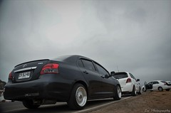 DSC_0048 (leo_fernandez123) Tags: toyota yaris vitz vios stance stanced cambergang low