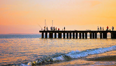 Relax (* landscape photographer *) Tags: trbbisacce calabria italy landscapephotographer seascape sea tramonto sunset nikon 1020 salvyitaly sa sasi salvo flickr 2016