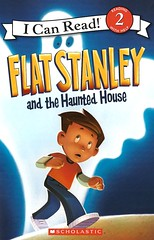 Flat Stanley and the Haunted House (Vernon Barford School Library) Tags: 9780545271899 lorihaskins mackypamintuan flatstanley hauntedhouse hauntedhouses haunted ghost ghosts ghoststories bully bullies bullying bullied brothers siblings halloween allhallowseve adventure adventures humor humour humourous humorous vernonbarford fiction fictional novel novels paperback paperbacks softcover softcovers covers cover bookcover bookcovers readinglevel grade2 rl2 quick read quickread quickreads qr reader readers readingmaterials readingmaterial