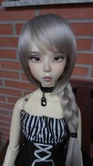 Rosita (kao_chanita) Tags: bjd doll knk knkdolls rosita artistdoll hybrid customhouse resin sculpt kennokokoro
