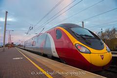 DSC_0066 (John Floyd Photography) Tags: nikon d3200 passenger freight wigan north western wgn trains trainspotting virgin virgintrains virginwestcoast 390 class390 pendolino