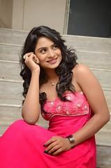 South Actress Deepika Das Hot in Pink Dress- Photos Set-6 (13)