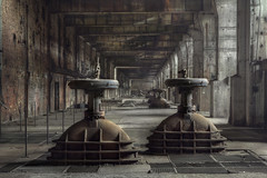 Derelict Industry (andre govia.) Tags: abandoned andregovia images industry power plant decayed derelict decaying down rusty urbex urbanexploration ue urbanexplorers urbexdecay space dead