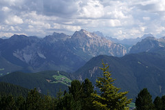 Maurerberg Wanderung (9) - Sdtirol (okrakaro) Tags: maurerberg wanderung sdtirol dolomiten gadertal pustertal hiking mountains italien september 2016