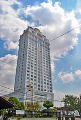 Hotel Istana Kaya (BxHxTxCx (using album)) Tags: surabaya building gedung architecture arsitektur hotel