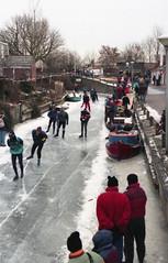 img011 (Wytse Kloosterman) Tags: 11steden 1997 elfstedentocht friesland schaatsen