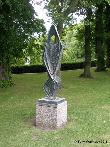 Ascending Form - Barbara Hepworth