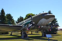 C-47 Dakota (jc nadeau) Tags: rcaf museum aircraft canada canadian air force trenton ontario airport cfb helicopter