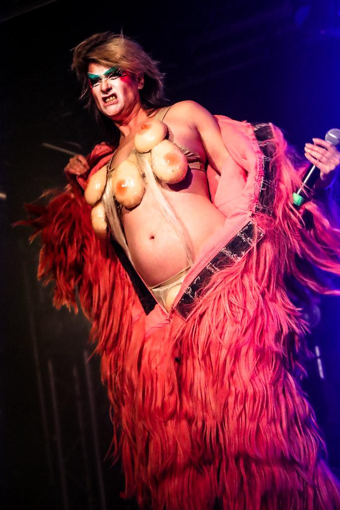 Ariel redhead nude model