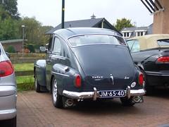 Volvo PV544 C Katterug  03-1964  JM-65-40 (harry.pannekoek) Tags: volvo pv544 c katterug 031964 jm6540