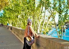 (Elsa ANH) Tags: paris parisien eiffel automne yellow fall autumn parisian jaune fashion street style