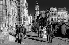 grand' place de Mons (Patrice Dx) Tags: mons streetphotography streetphoto photoderue