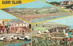 Barry Island (trainsandstuff) Tags: barryisland butlins holidaycamp amusementpark seaside postcard britain uk retro vintage old archival